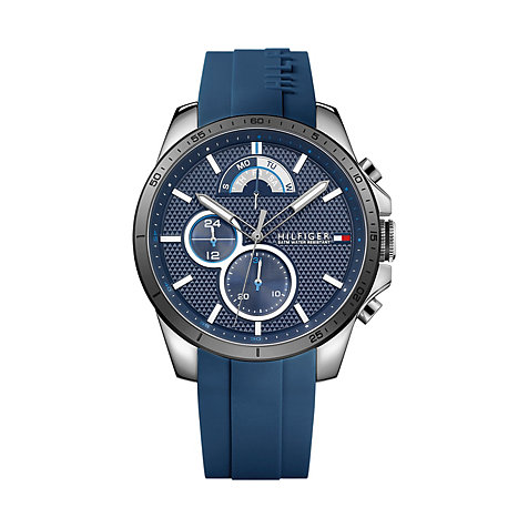 Tommy Hilfiger Herrenuhr Cool Sport