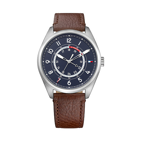Tommy Hilfiger Herrenuhr Cool Sport 1791371
