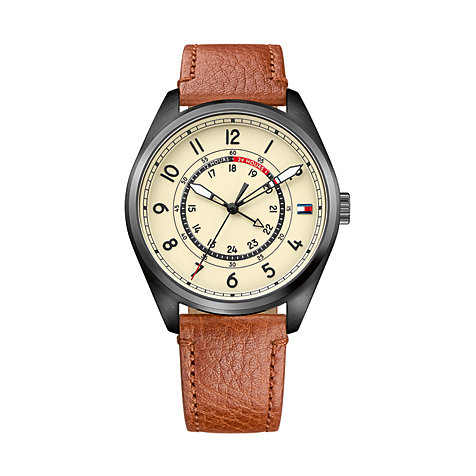 Tommy Hilfiger Herrenuhr Cool Sport 1791372