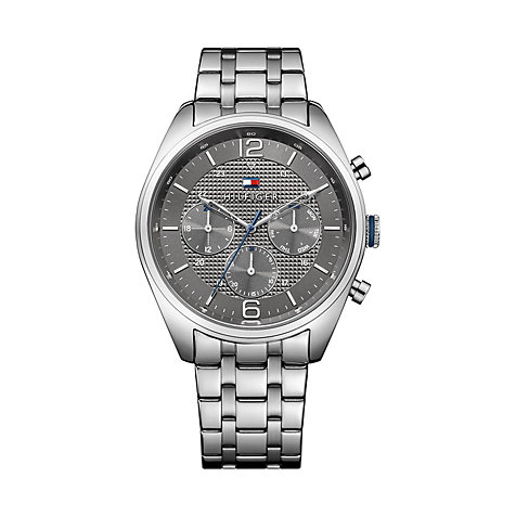 Tommy Hilfiger Herrenuhr Sophisticated Sport 1791185