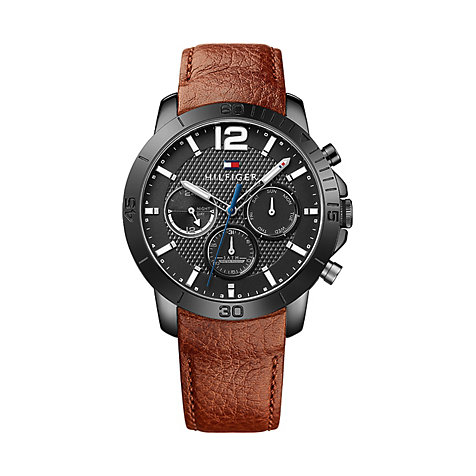 Tommy Hilfiger Herrenuhr Sophisticated Sport 1791269