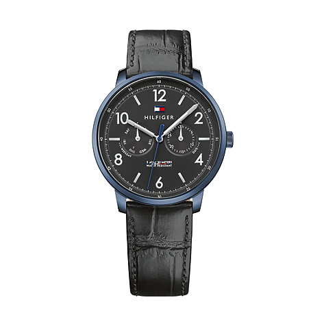 Tommy Hilfiger Herrenuhr Sophisticated Sport 1791359