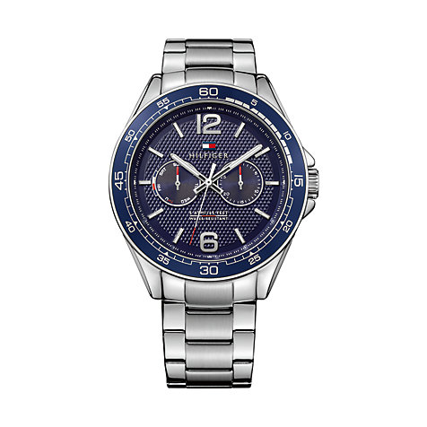 Tommy Hilfiger Herrenuhr Sophisticated Sport 1791366