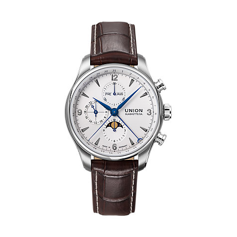 Union Glashütte Chronograph Belisar Mondphase