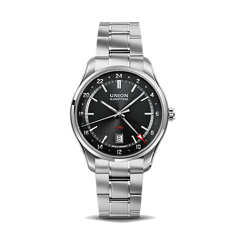 Union Glashütte Herrenuhr Belisar Gmt D0094291105700
