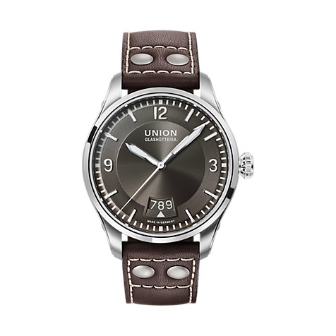 Union Glashütte Belisar Pilot Herrenuhr