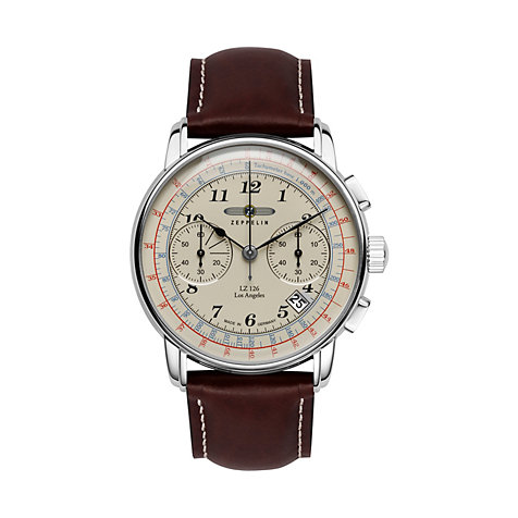 Zeppelin Chronograph Los Angeles 7614-5