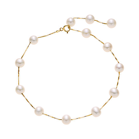 CHRIST Pearls Armband 87329836