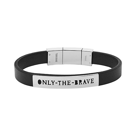 Diesel Herrenarmband Only The Brave DX0921040