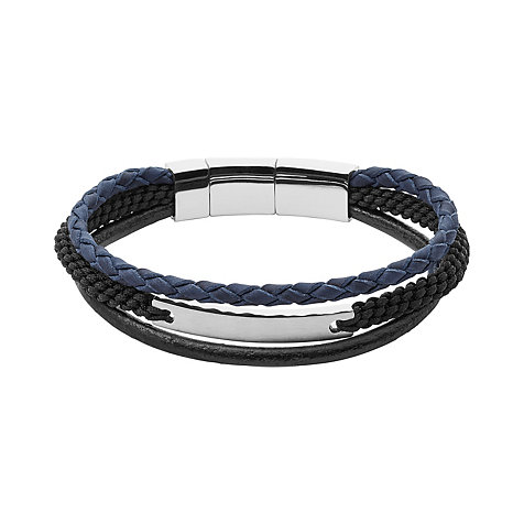 Fossil Herrenarmband Mens Casual JF02633040