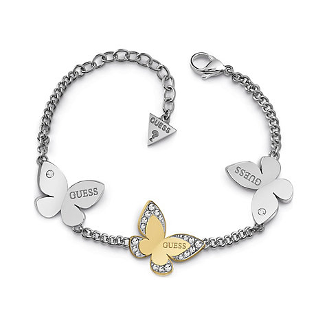 Guess Armband Three Butterfly JUBB78054JW