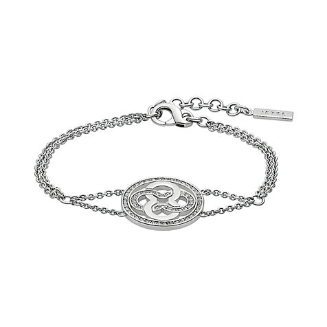 JETTE Silver Armband Forever 86790921
