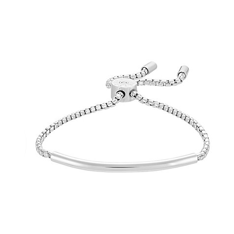 JETTE Silver Armband Pure 86889021