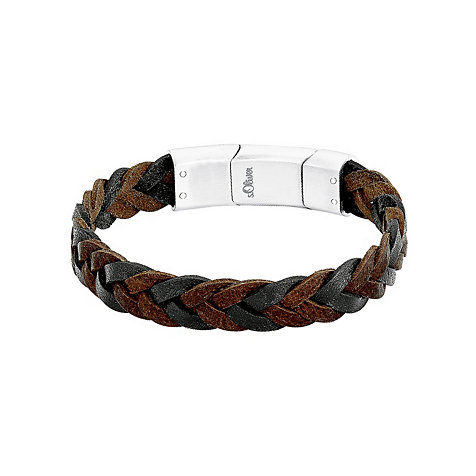 s.Oliver Herrenarmband SO1282/1