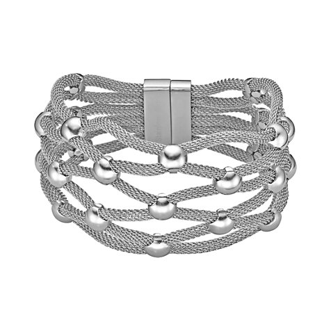 STEEL BY CHRIST Armband 86791137