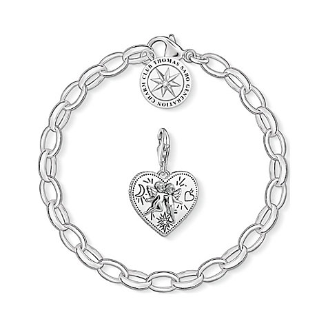Thomas Sabo Armband SET 0554-643-14-L19,5v