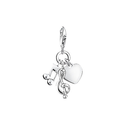 THOMAS SABO Charm  LOVE MUSIC 0854-001-12