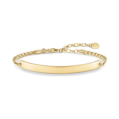 Thomas Sabo Love Bridge Armband LBA0047-413-12-L18v