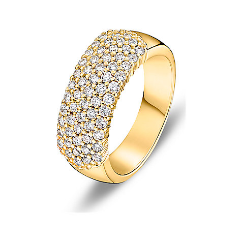 CHRIST Diamonds Damenring 60038171