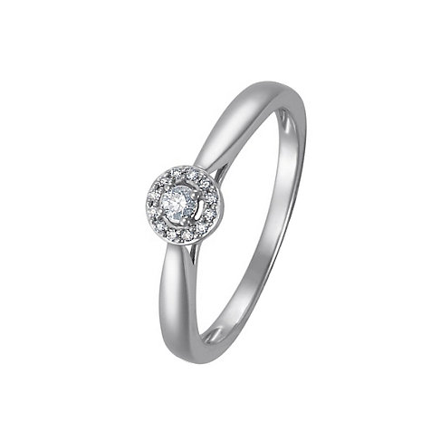 CHRIST Diamonds Damenring 60051925