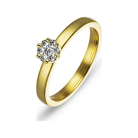 CHRIST Diamonds Damenring 60059896