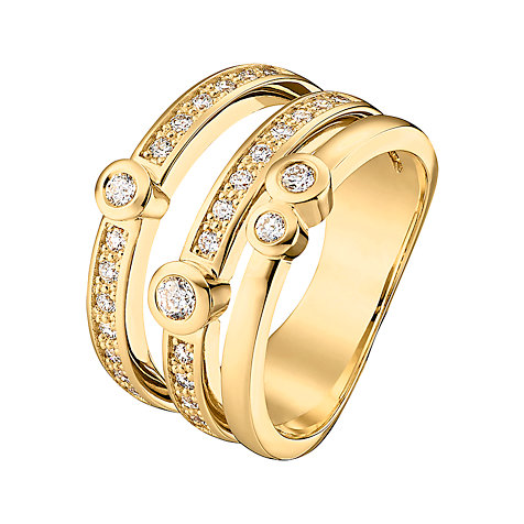 CHRIST Diamonds Damenring 60094462