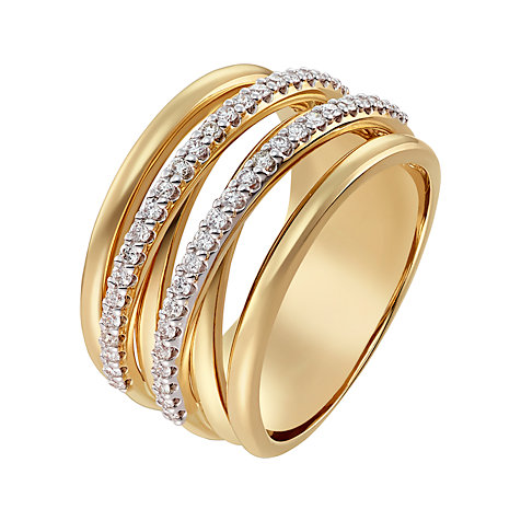 CHRIST Diamonds Damenring 60120722