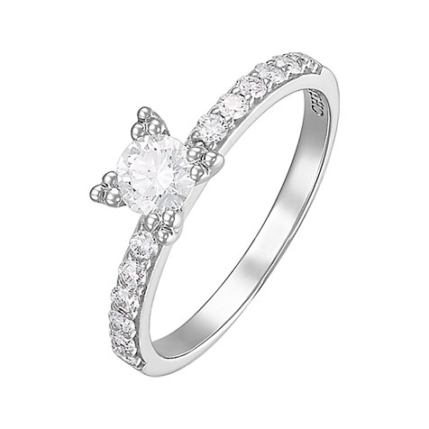 CHRIST Diamonds Damenring 85863193