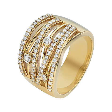 CHRIST Diamonds Damenring 86781247