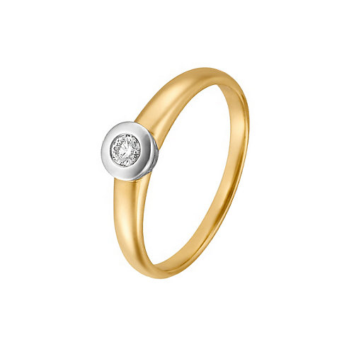 CHRIST Diamonds Damenring 60016038