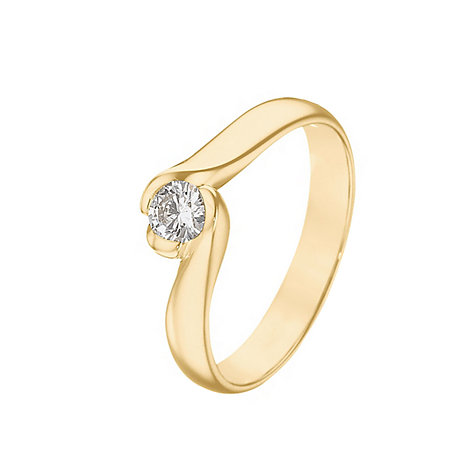 CHRIST Diamonds Damenring 60044481
