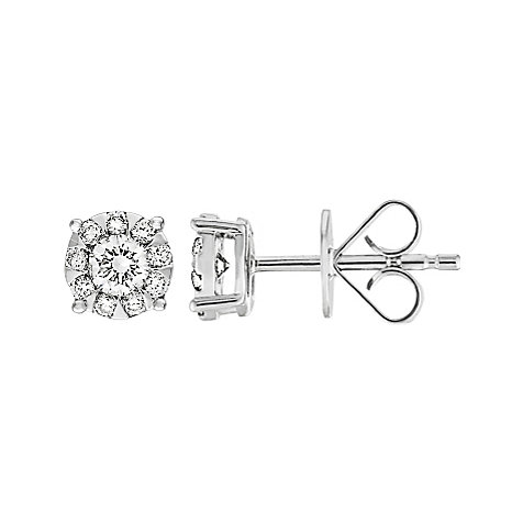 CHRIST Diamonds Ohrstecker 86331454