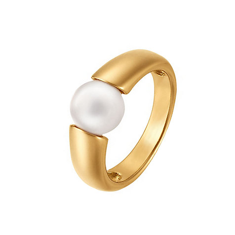 CHRIST Pearls Damenring 60026440