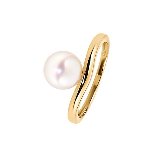 CHRIST Pearls Damenring 60074461