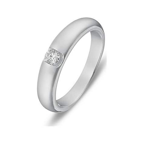 CHRIST Solitaire Damenring 60006970