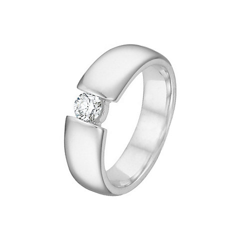 CHRIST Solitaire Damenring 60014922
