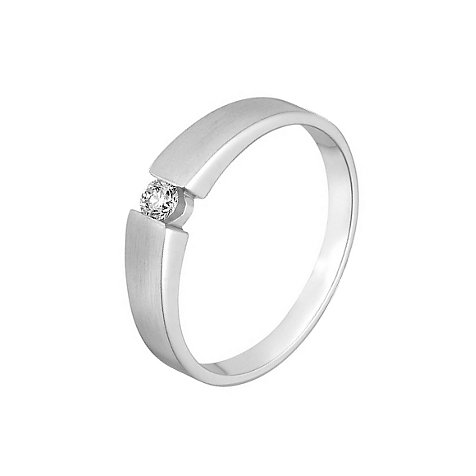 CHRIST Solitaire Damenring 60016216
