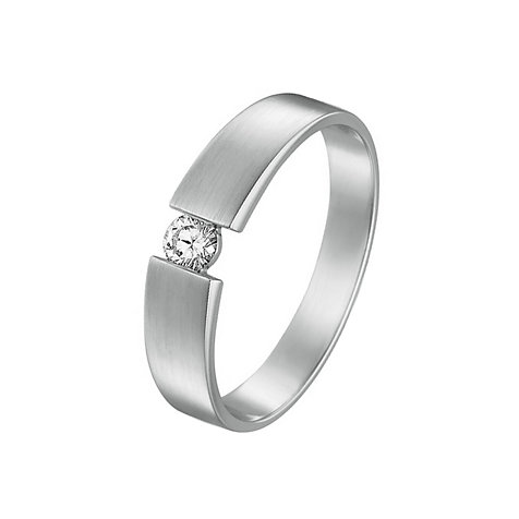 CHRIST Solitaire Damenring 60016224
