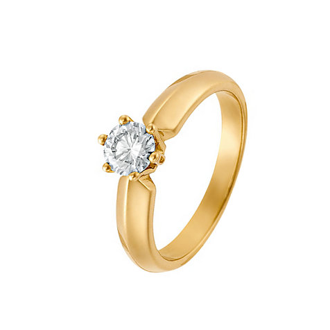 CHRIST Solitaire Damenring 60011494