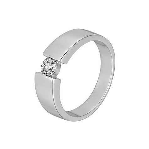 CHRIST Solitaire Damenring 60019428