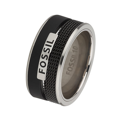 Fossil Herrenring JF86390040