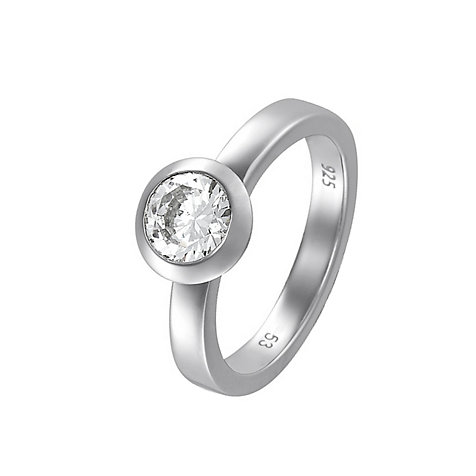 JETTE Silver MAGIC GLAM Damenring