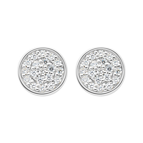 JETTE Silver Ohrstecker Small Earrings