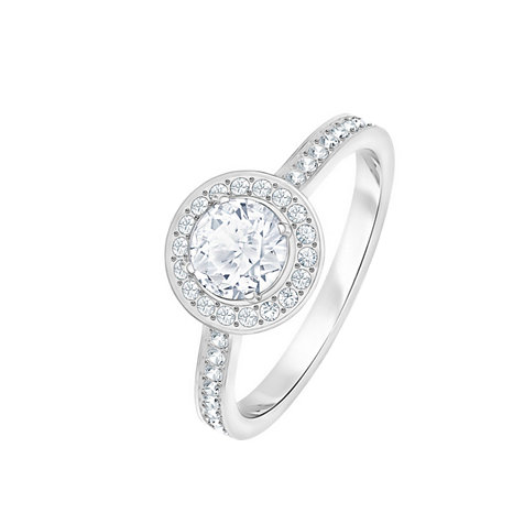 Swarovski Damenring Attract Light 5412024