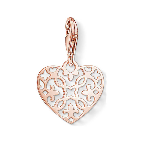 Thomas Sabo Charm Ornament Herz 1498-415-12