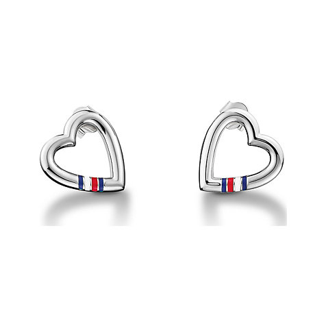 Tommy Hilfiger Ohrstecker Classic Signature 2700909