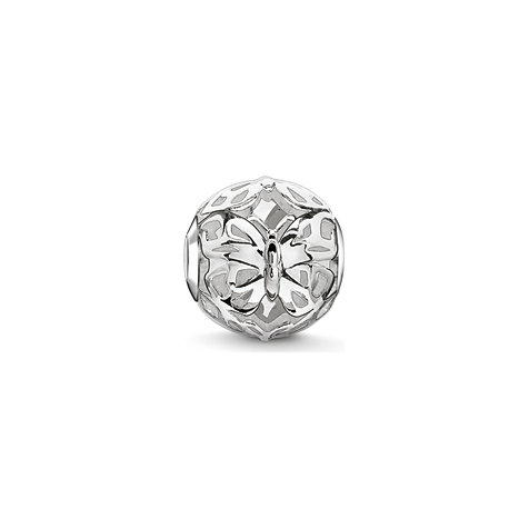 THOMAS SABO Bead Schmetterling cut-out K0231-001-12
