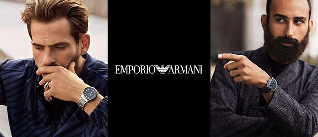 Emporio Armani bei CHRIST.at