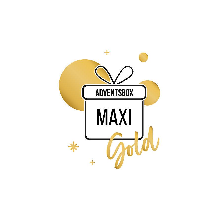 Adventsbox Gold Maxi 88098676
