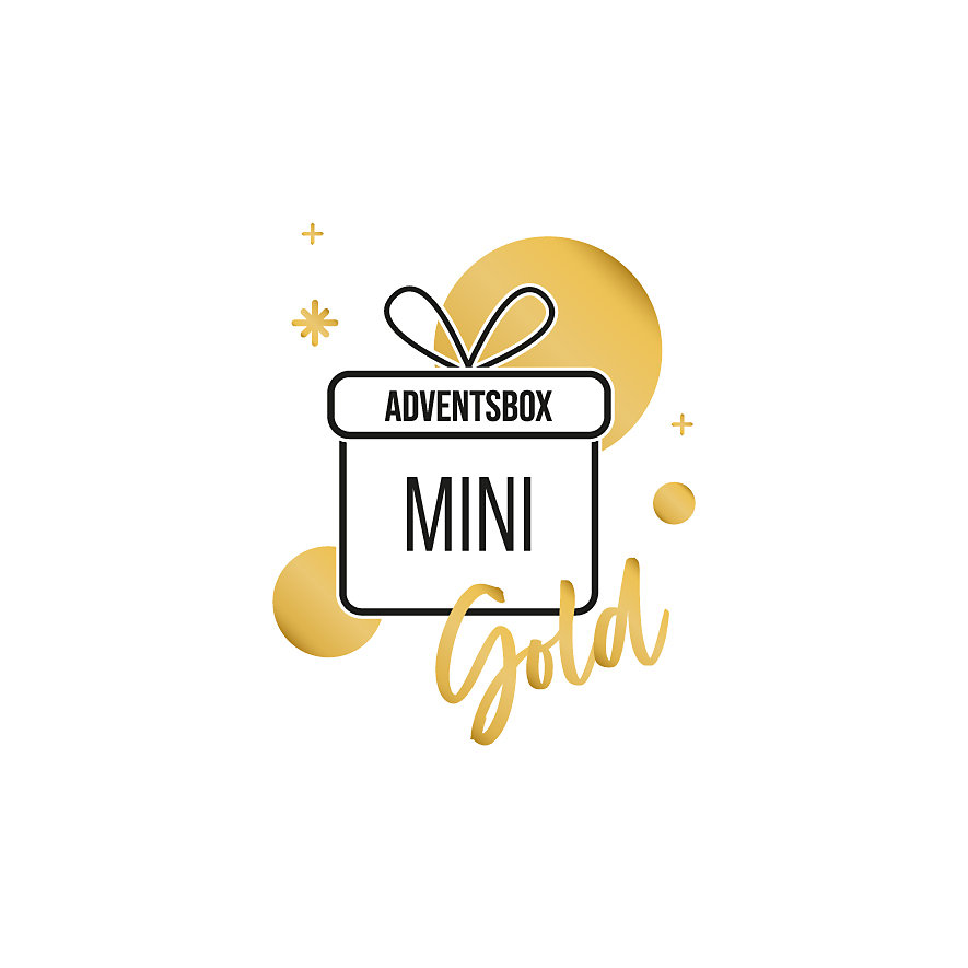 Adventsbox Gold Mini 88098501